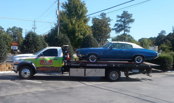 local towing raleigh nc